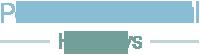 Porlock Coastal Holidays Mobile Logo